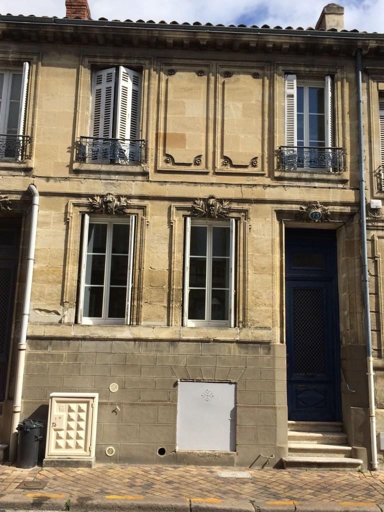 13 rue de Soissons Bordeaux