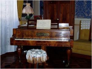 Casa Barezzi - le piano de Verdi
