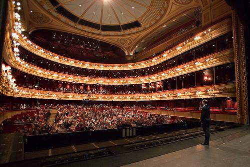 Covent-Garden opera house