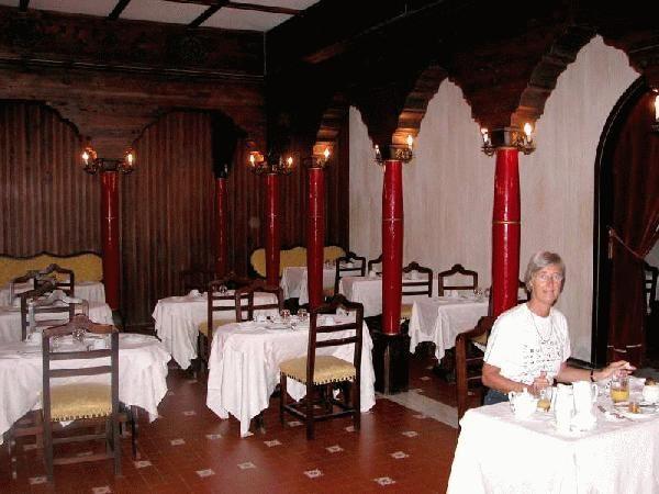 Petit déjeuner en l'hotel Bergonzi