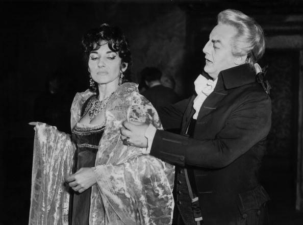 Gobbi-Callas Tosca