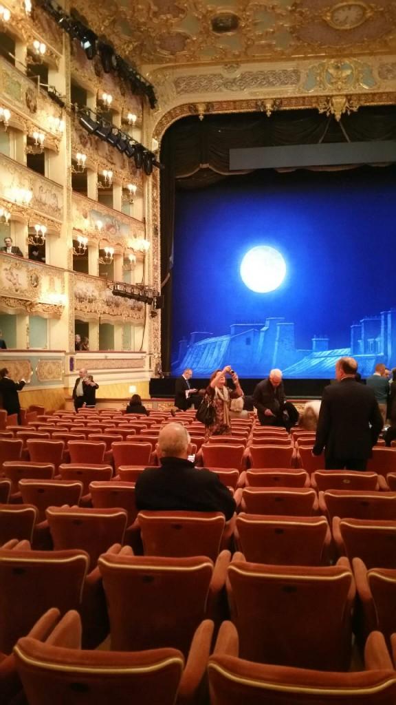 Opéra Venise La Fenice
